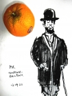 Mr Lautrec au melon et à l'orange