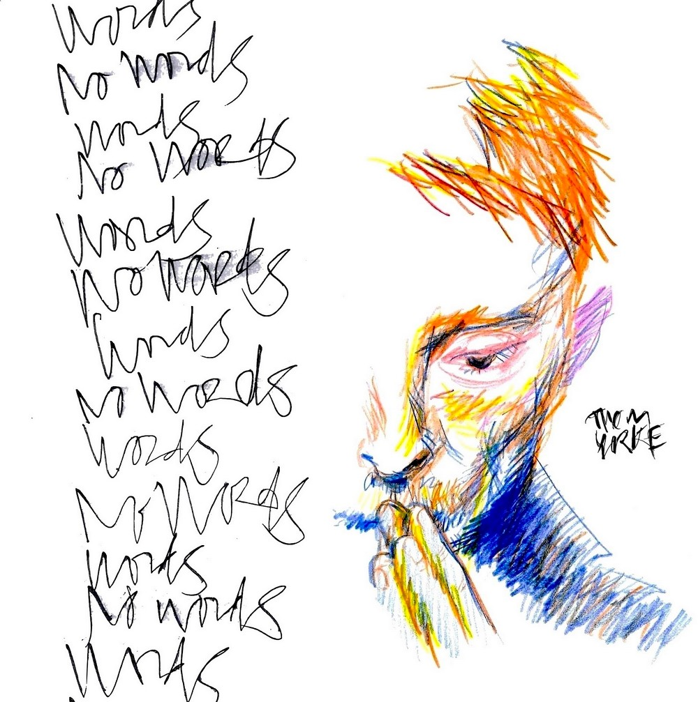 Thom Yorke - Words/No Words - alternative mix